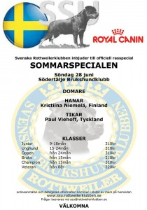 Sommarspecial